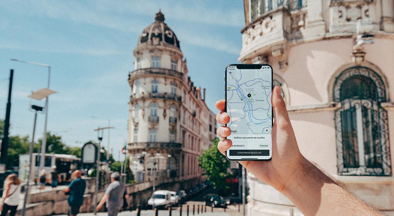 Coimbra Uber