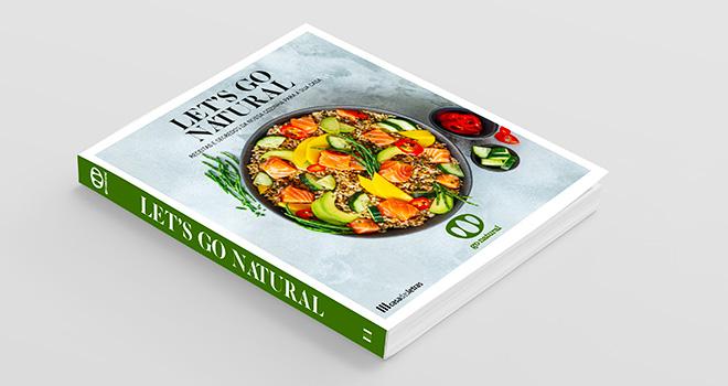 Livro Let's Go Natural