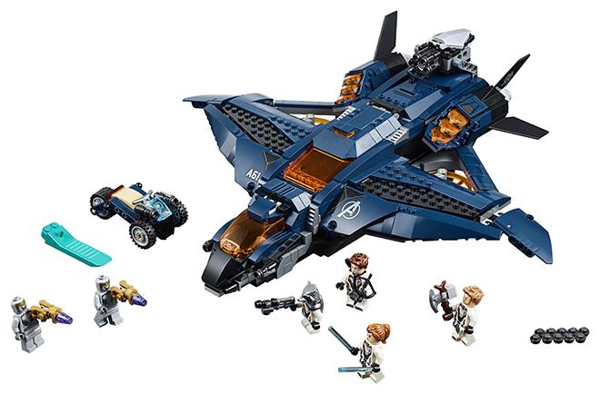 Quinjet LEGO