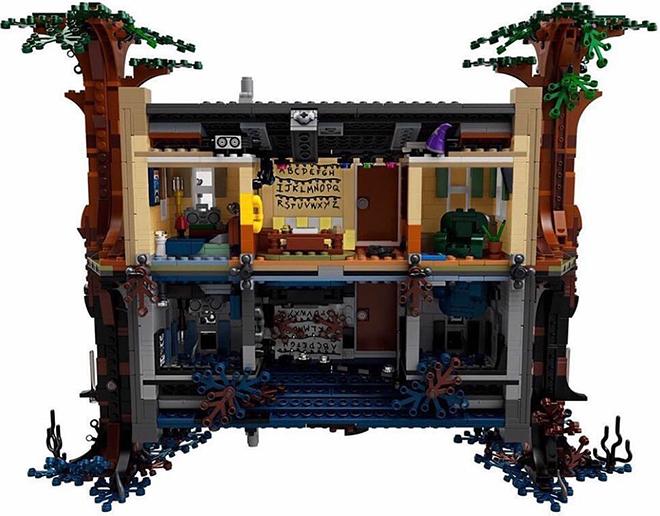 Stranger Things LEGO