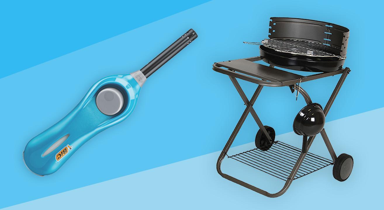 Kit Barbecue BIC