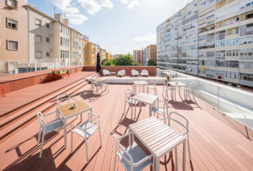 Places Rooftop Quarteto