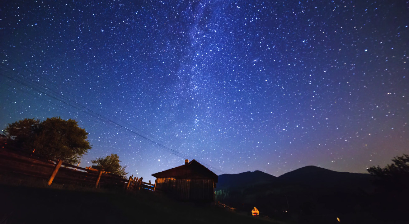 Aldeias do Xisto Dark Sky
