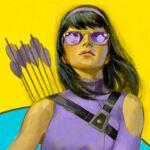 Hawkeye Kate Bishop