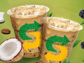 Iced Coffees Subway