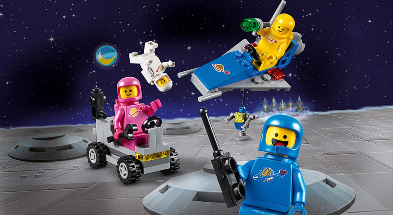 LEGO astronauta