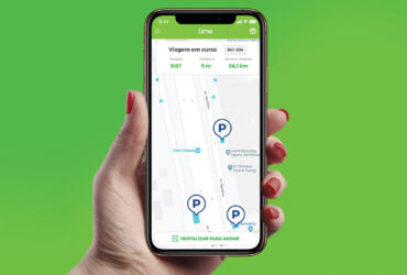 Lime Estacionar App