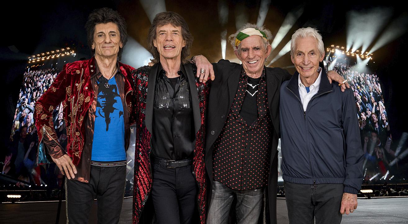Rolling Stones BIC ©Dave Hogan