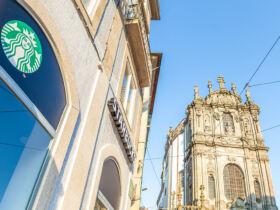 Starbucks Clérigos Porto