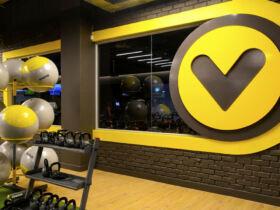 Viva Gym Fitnesshut