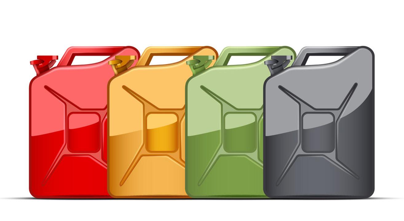 armazenar combustíveis regras greve