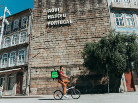 Uber Eats em Guimarães