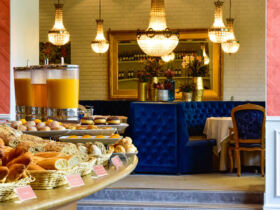 Brunch Olivier Avenida - Restaurante