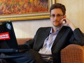 Edward Snowden WebSummit
