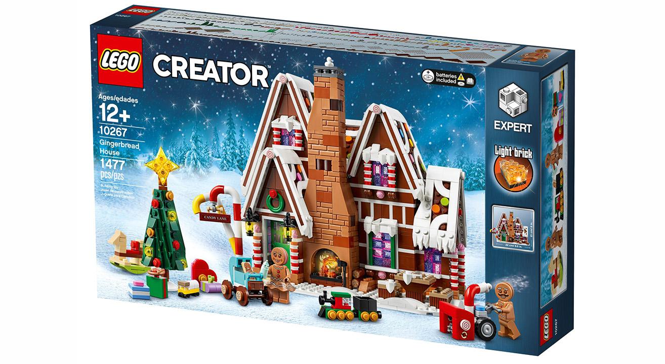 LEGO Natal Gingerbread