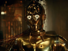 Star Wars Rise Skywalker C3PO