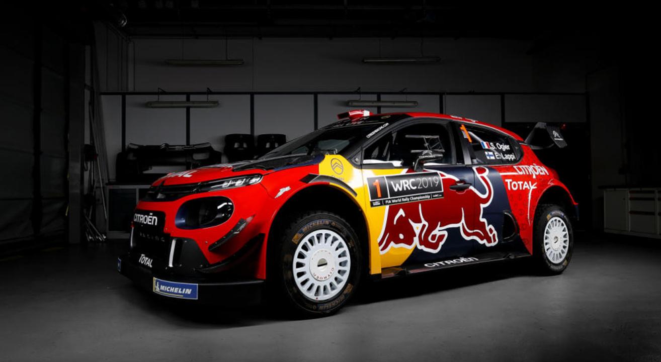 Citroen WRC 2019