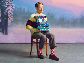 Happy Socks - McCaulay Culkin