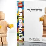 LEGO Minifigura Madeira