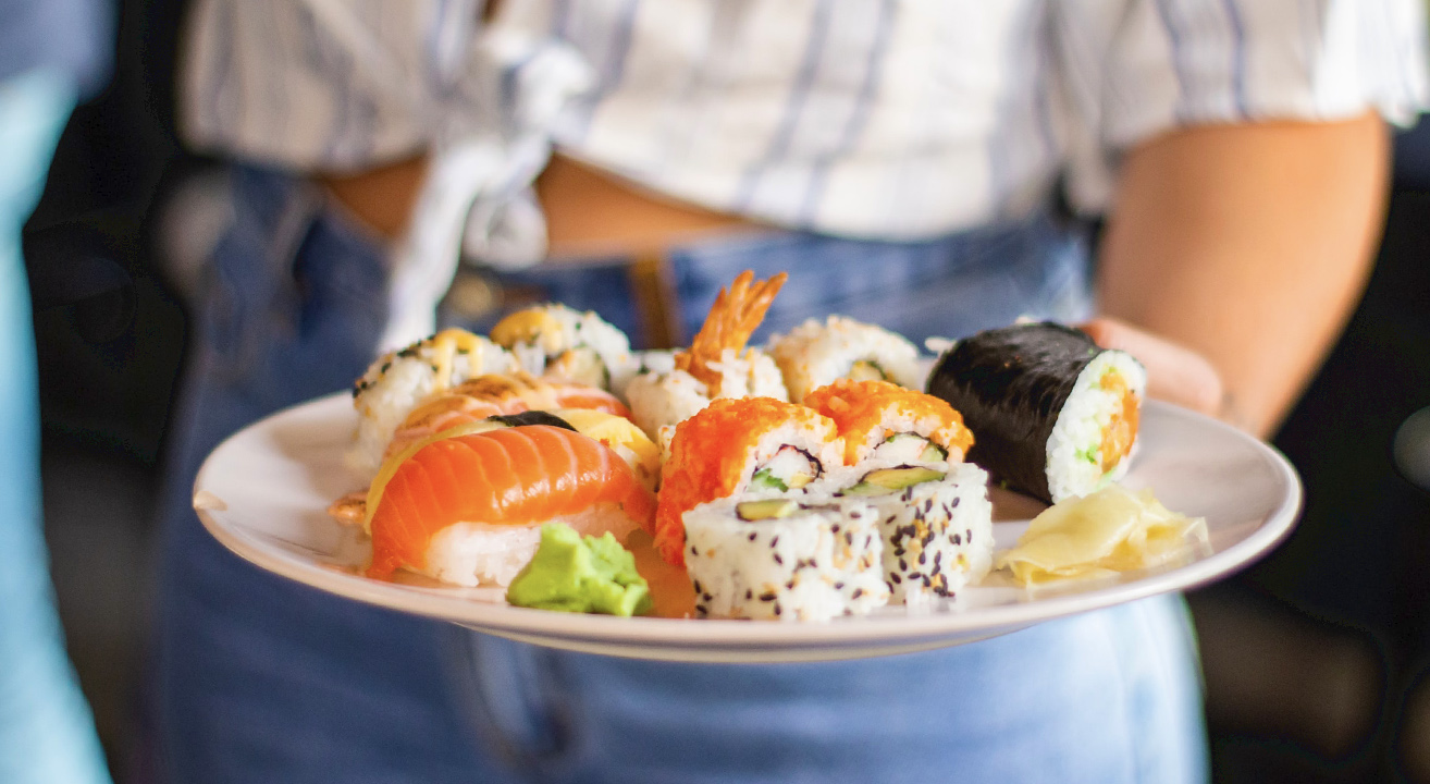 Origem Cozinha Saudável Healthy Sushi