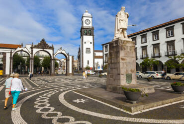 Ponta Delgada - A Glovo nos Açores