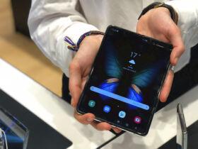 Samsung Galaxy Fold Portugal