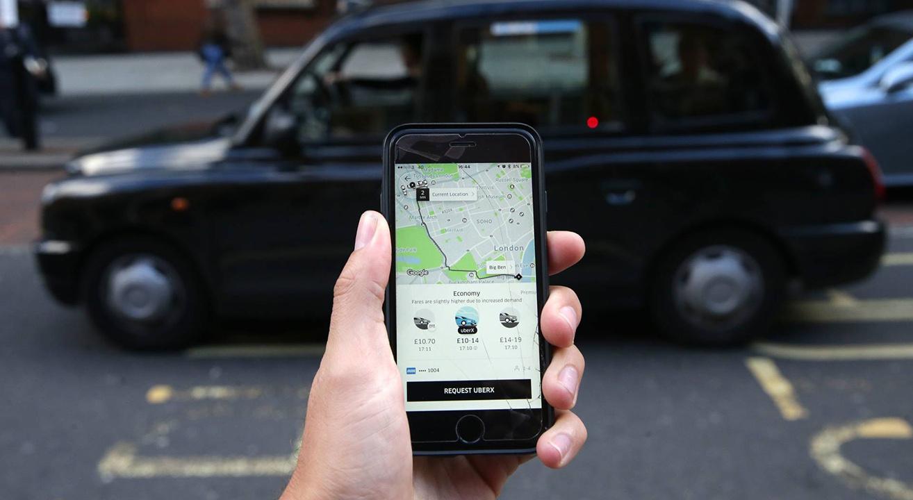 Uber banida Londres