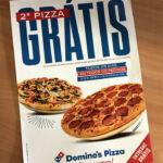 Domino's Pizza Grátis