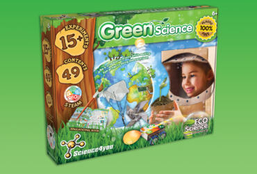 ©Science4you Green Science ToyAward