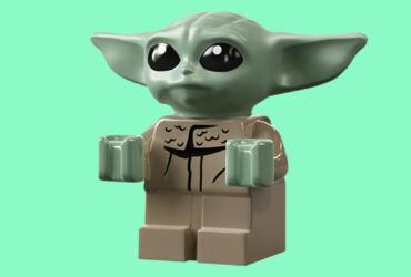 Baby Yoda ©LEGO
