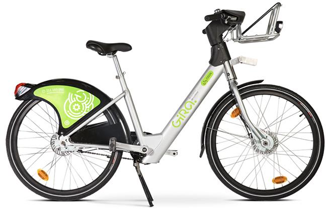 Bicicletas ©GIRA