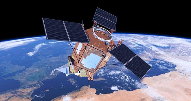 Copernicus Sentinel-5P ©ESA