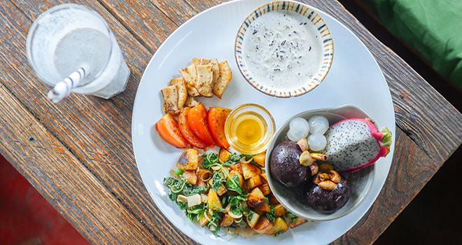 Dieta Vegetariana ©Mariana Montes de Oca