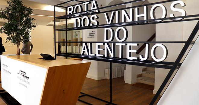 Entrada ©Rota Vinhos Alentejo