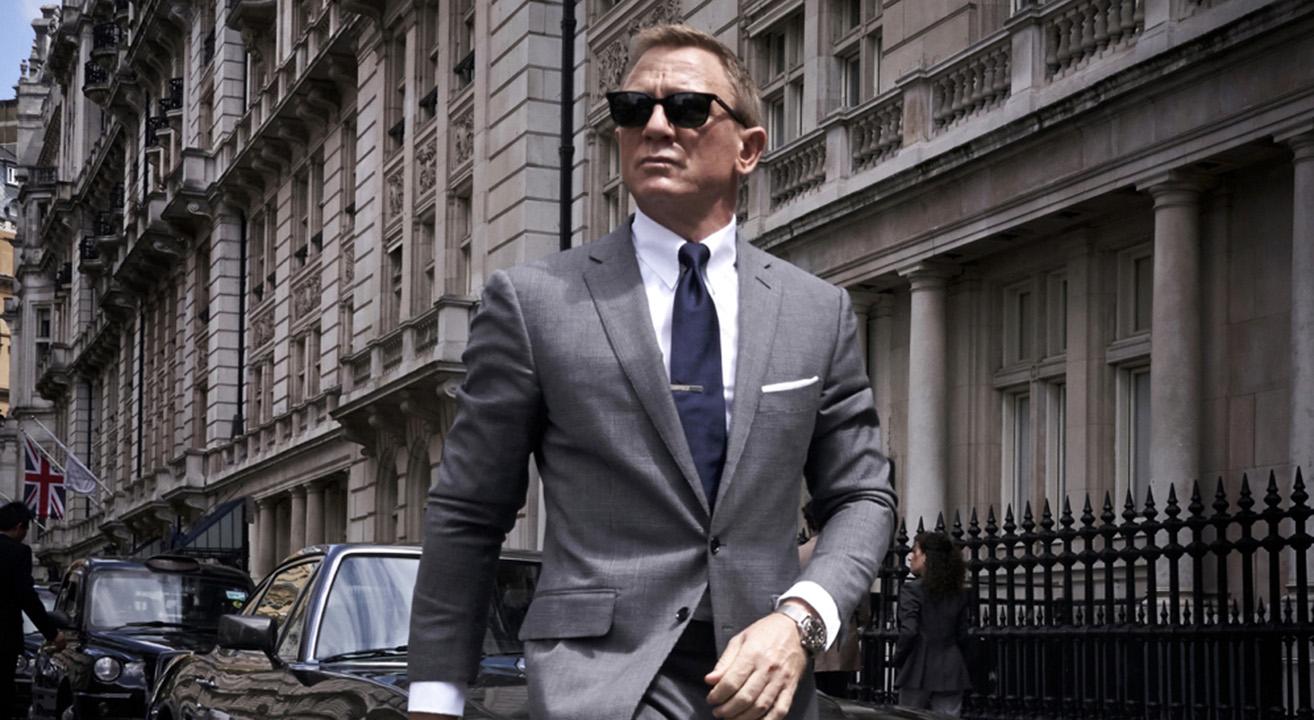 James Bond Adiado Novembro ©MGM