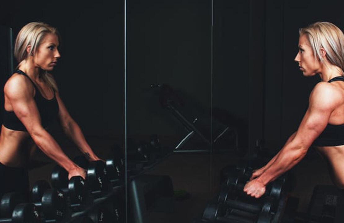 Músculo Gordura Proteína ©Scott Webb