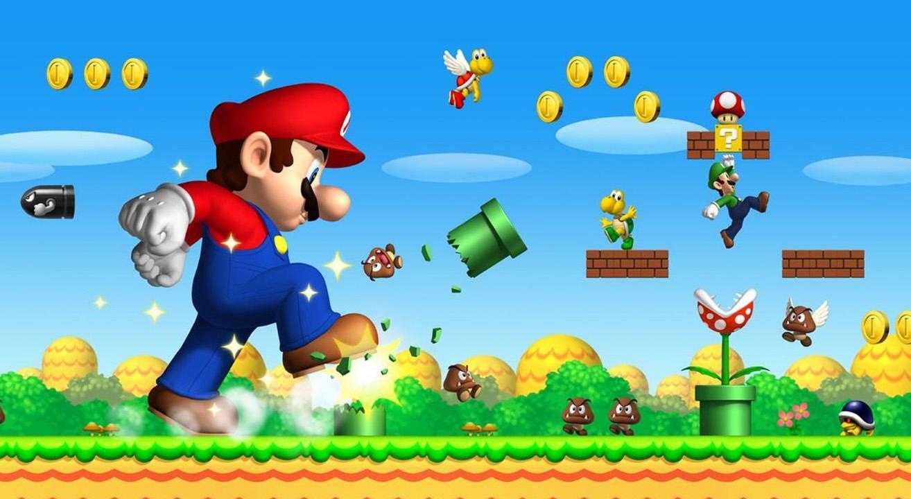 Super Mario ©Nintendo