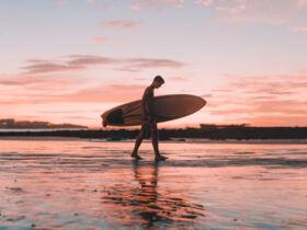 Surf Estado Emergência ©Zachary Shea