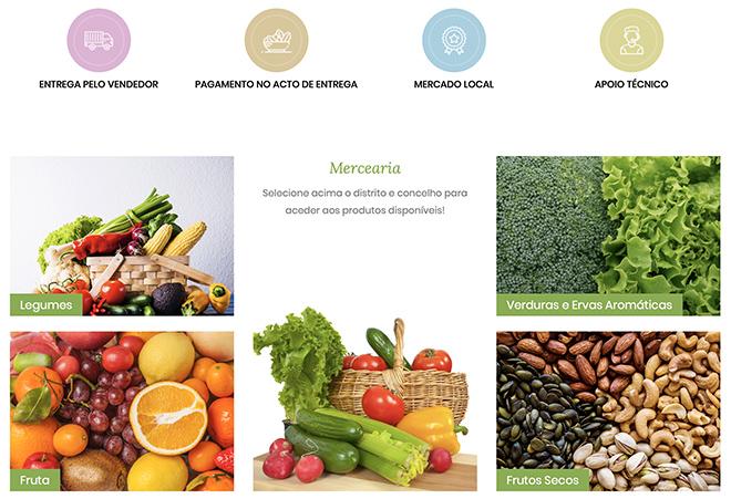 Bairro Agri Marketplace ©DR