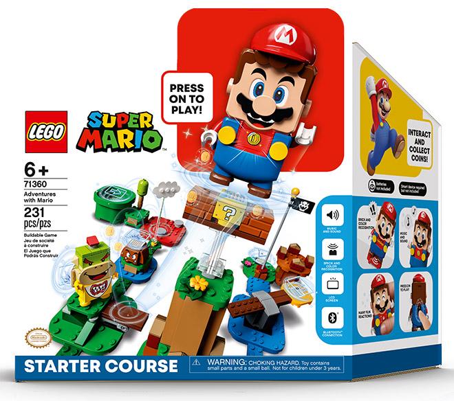 ©LEGO Super Mario - Pack Inicial