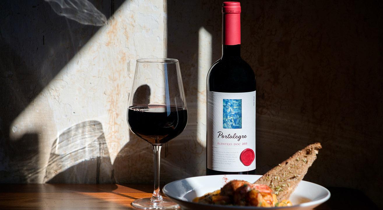 Vinho Portalegre ©Maria das Dores