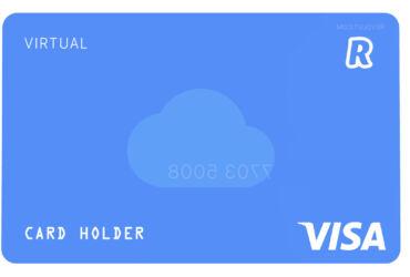 ©Revolut - Cartão Virtual
