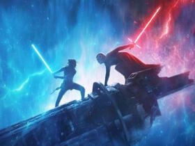 Star Wars Rise of Skywalker NOS Videoclube ©Disney
