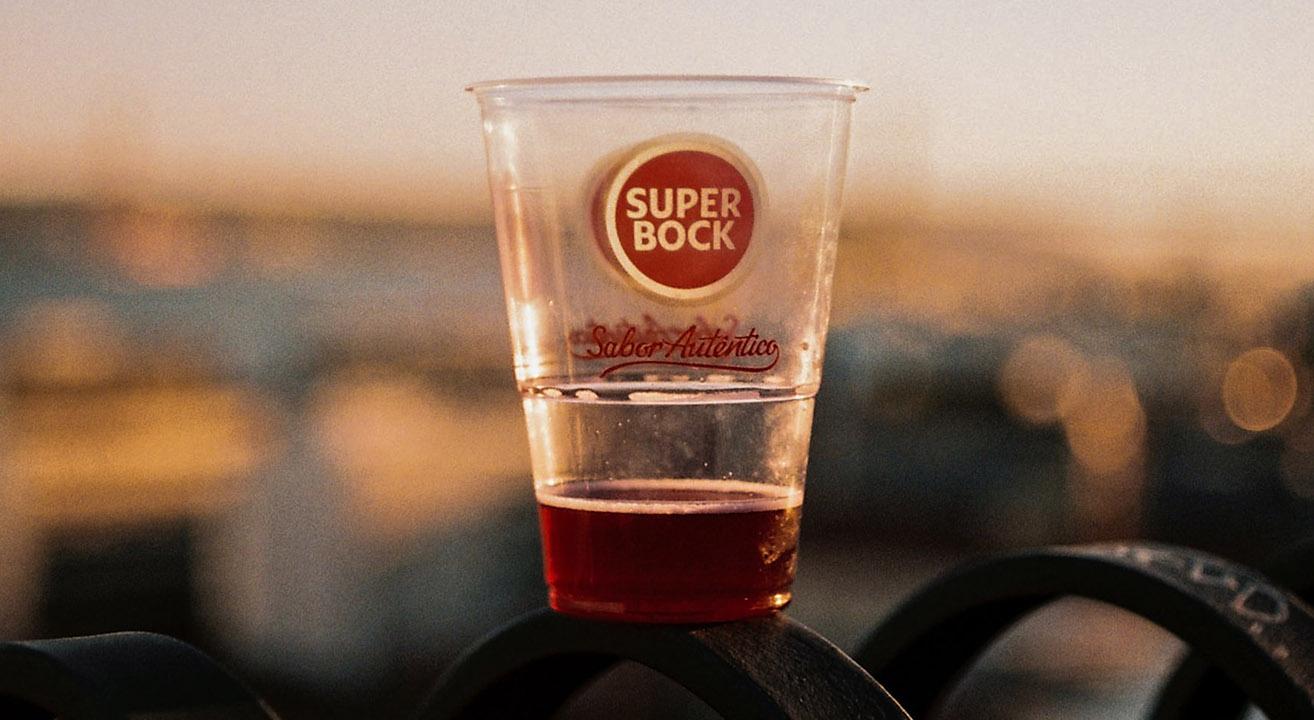 Super Bock ©Portuguese Gravity