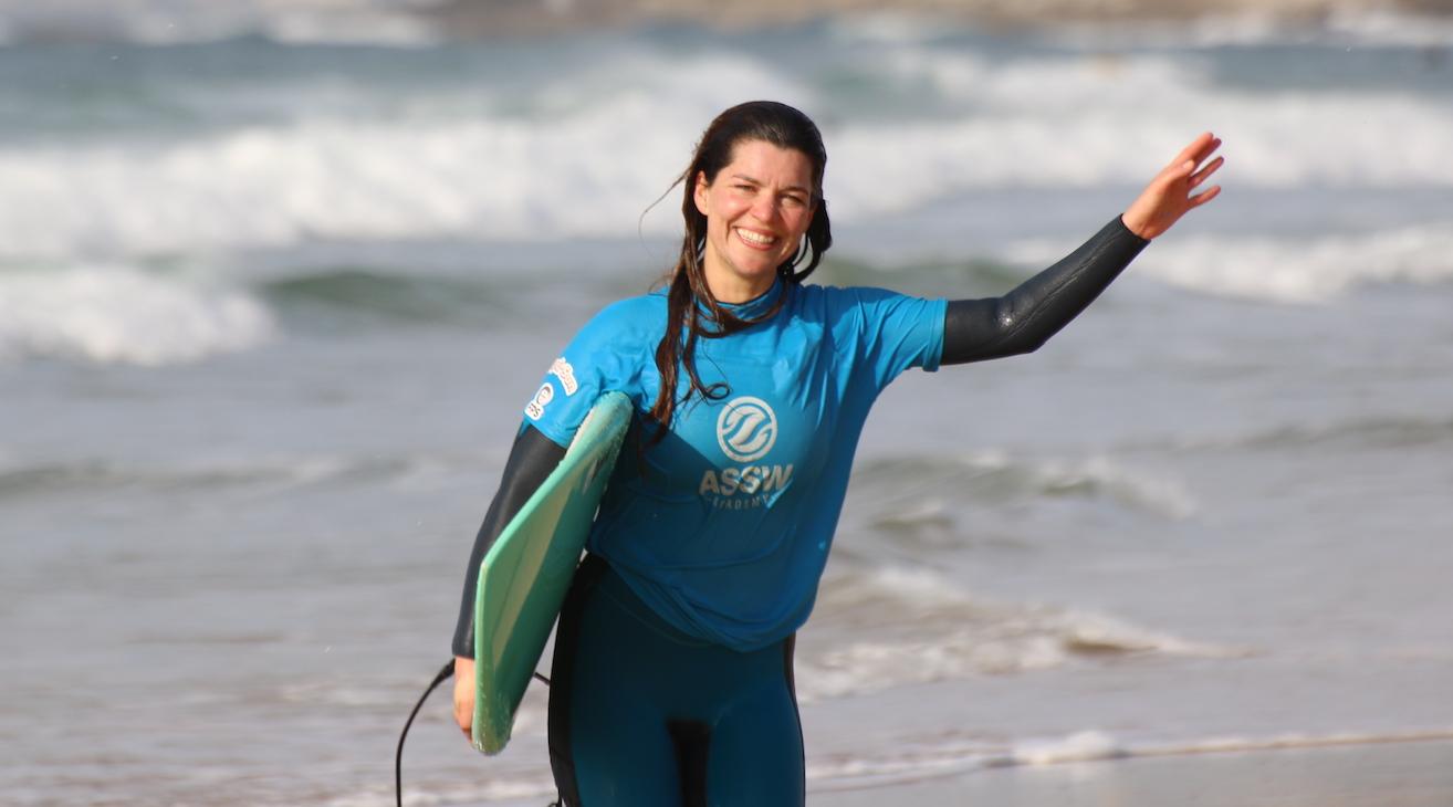 Surf Para a Empregabilidade 2020 ©Sá da Costa - ASSW