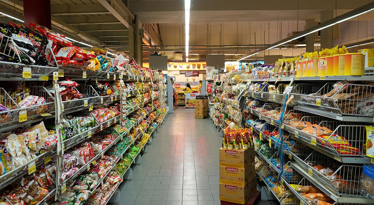 Uber Eats Supermercado ©Fikri RasyidUber Eats Supermercado ©Fikri Rasyid