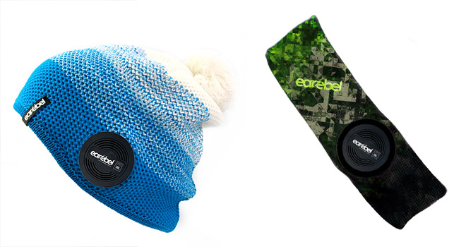 Gorro + Headband ©Earbell