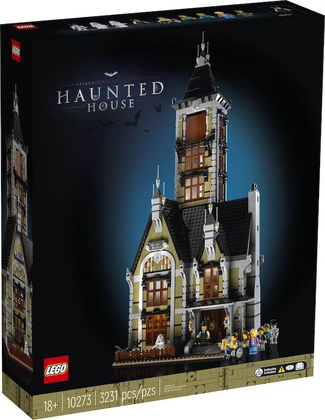 Casa Assombrada @LEGO