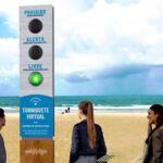 Semáforo Praias ©Smart City Sensor