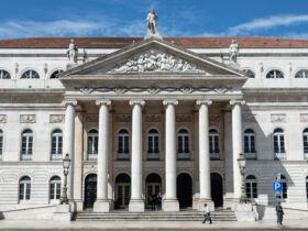 Teatro D Maria II ©Filipe Ferreira